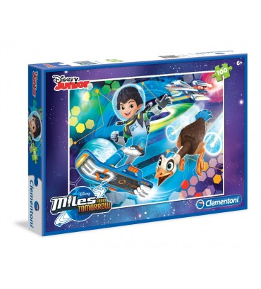 PZ 100 MILES FROM TOMORROWLAND
