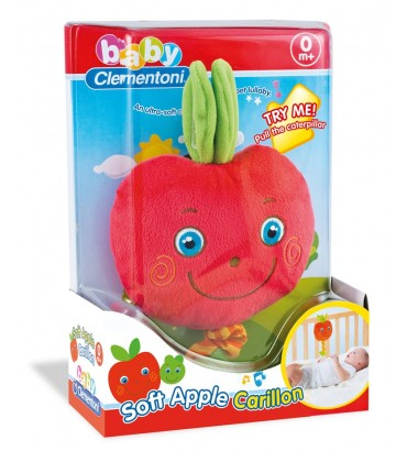 CARRILLON PELUCHE MANZANA