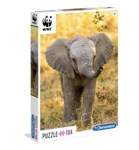 PZ 104 WWF LITTLE ELEPHAN