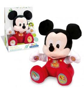 Baby Mickey Peluche educativo