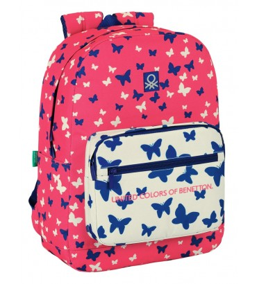 "DAY PACK BENETTON ""BUTTERFLY"""