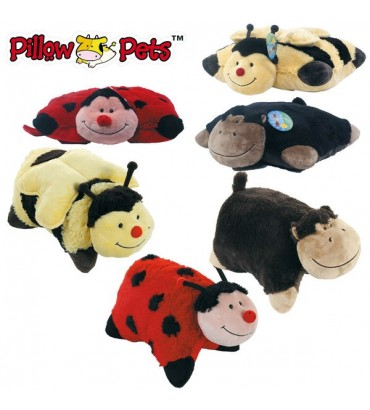*COJINES PELUCHES