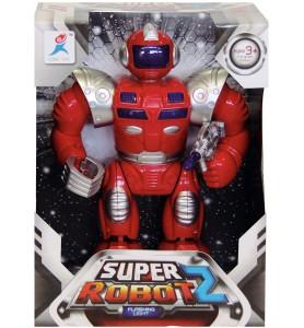 ROBOT SUPER LUCES Y SONIDOS