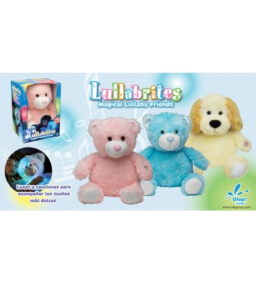 PELUCHES LUMINOSOS LULLABRITES