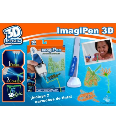 IMAGINE PEN 3D