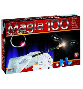 JUEGO MAGIA 100 TRUCOS
