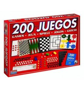 JUEGOS REUNIDOS 200