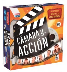 BEST SELLER + CAMARA Y ACCION