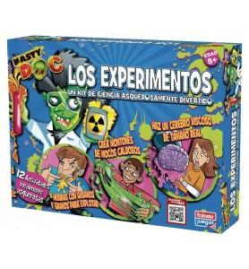 NASTY DOC-LOS EXPERIMENTOS