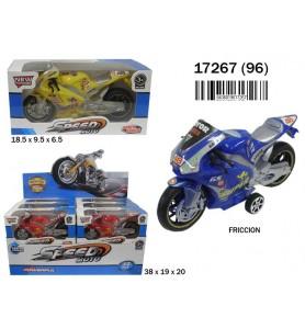 EXP. MOTO RACING FRICCION