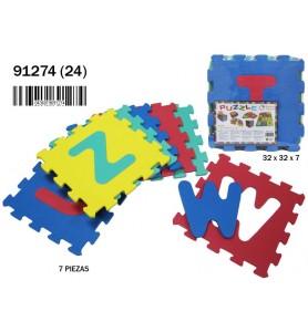 PUZZLE EVA 7 PCS.