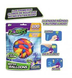 ZORBZ - PACK 100 BALLONS