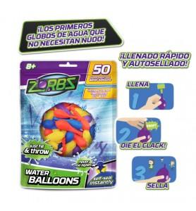 ZORBZ - PACK 50 BALLONS