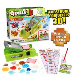 QIXELS S3 - 3D BUILDER