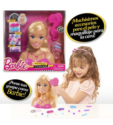 BARBIE - BUSTO GLAM PARTY