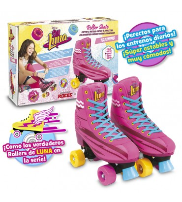 SOY LUNA - PATINES ROLLER...