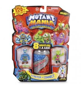 MUTANT MANIA - BLISTER 8
