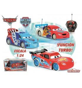 CARS-RC ICE RACING RAYO MC...