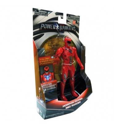 FIGURA MORPHIN POWER RANGER