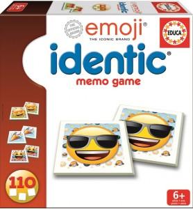 IDENTIC EMOJI (110 CARTAS)