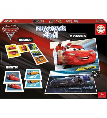 SUPERPACK CARS 3