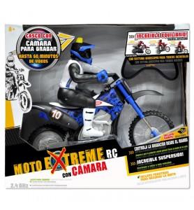 MOTO XTREME RC CON CAMARA