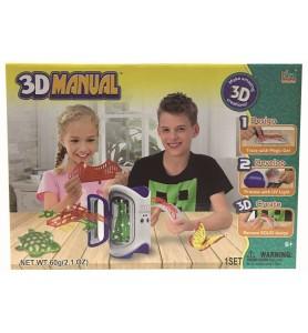 IMPRESORA 3D CREACIONES...