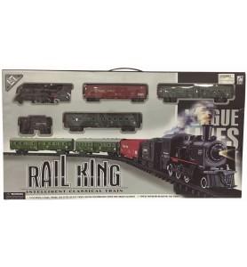 TREN RAIL KING 1.6METROS...