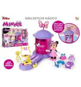GIRA ESTILOS MAGICO DE MINNIE