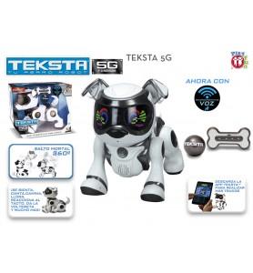 TEKSTA, TU PERRO ROBOT 5G