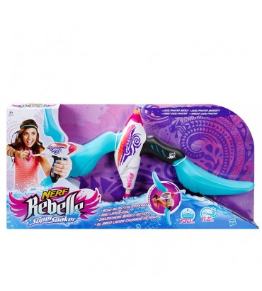 NERF REBELLE DOLPHINA BOW...