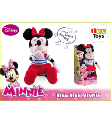 MINNIE KISS KISS