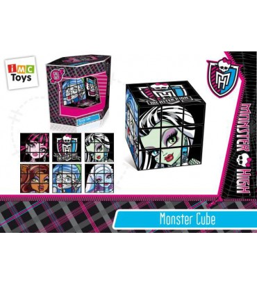 *MONSTER HIGH CUBO MAGICO