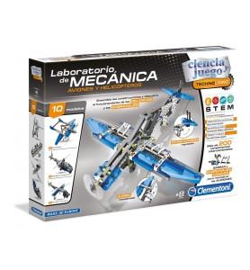 Lab mecanica Aviones Helicopt