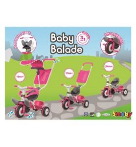 BABY BALADE ROSA