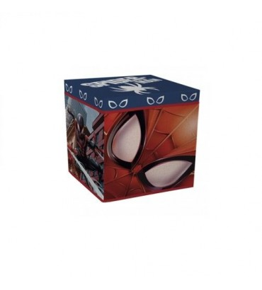 SPIDERMAN TABURETE 30X30X30