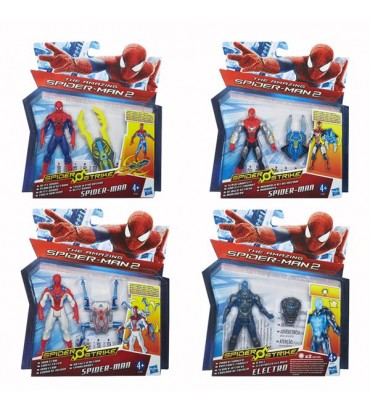 SPIDERMAN FIGURAS SPIDER TRIKE