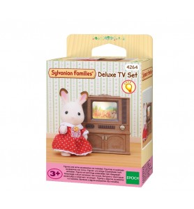 Televisor color con mueble