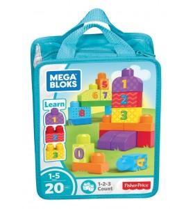 Bolsa Mega Bloks 1,2,3