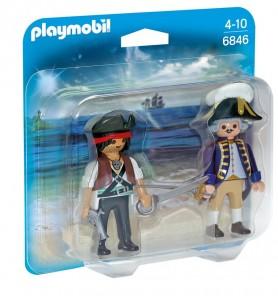 *Duo Pack Pirata y Soldado
