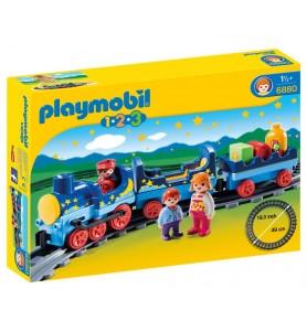 1.2.3 Tren con Vías