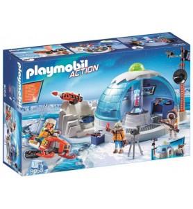 *Cuartel Polar de Exploradores