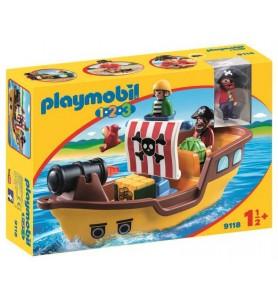 1.2.3 Barco Pirata