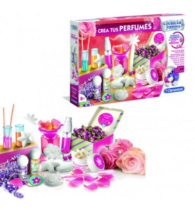 Crea tus perfumes