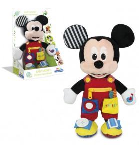Mickey primeros aprendizaje