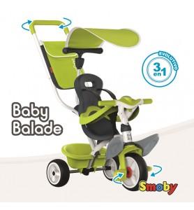 BABY BALADE VERDE 2