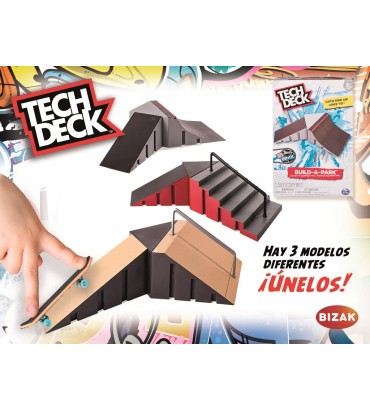 TECH DECK BUILD A PARK RAMP