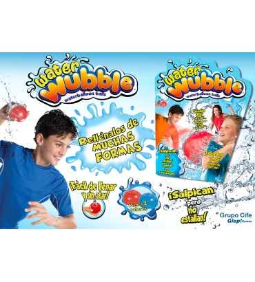Pack 2 Water Wubbles