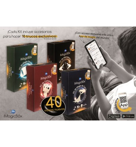 Surtido Imagicbox Mini Edtiion