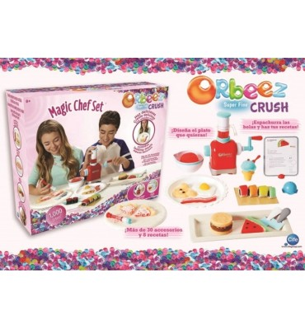 ORBEEZ CRUSH SUPER CHEF